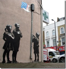 banksy_tesco_pledge_your_allegiance