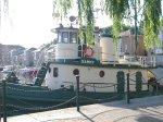 Greenland Dock Tug