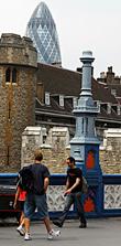 Tower Bridge Chimney