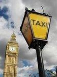 taxi post  big ben