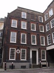 dr johnson house