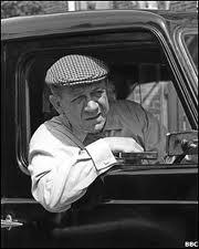 1950s cabbie