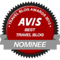 Avis nominee blogger
