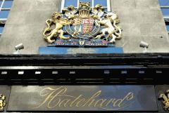 The oldest bookshop in Britain