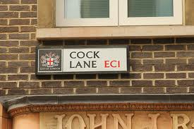 Scratching Fanny in Cock Lane