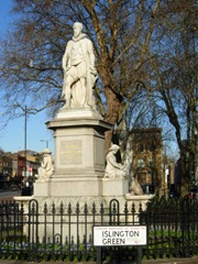 Sir_Hugh_Myddleton,_Islington_Green_-_geograph_org_uk_-_320766