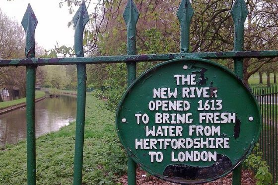 A New River for London