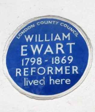 The Ultimate Blue Plaque