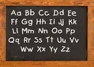 The Knowledge Alphabet