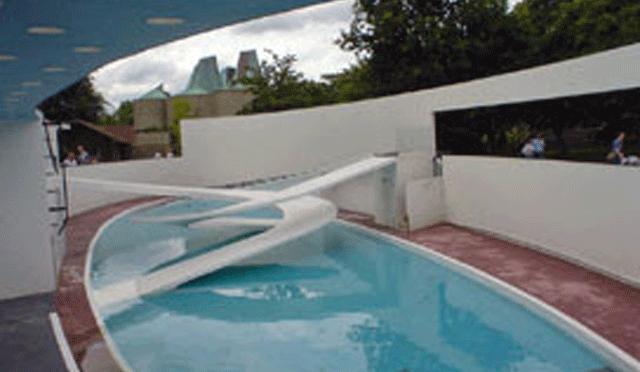 Penguin Pool Regents Park