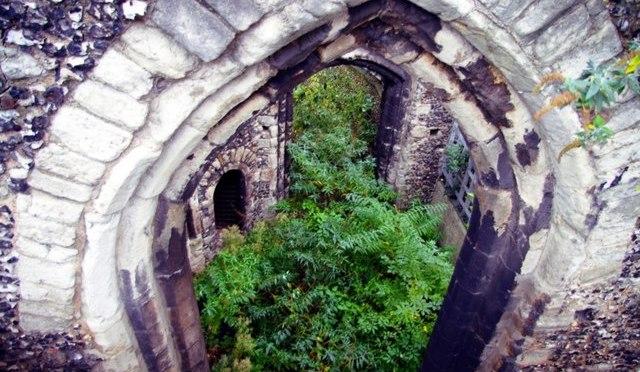 Site Unseen: St. Alphage, London Wall