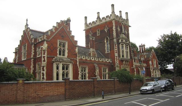 Fulham Ragged School