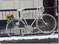 White Bikes