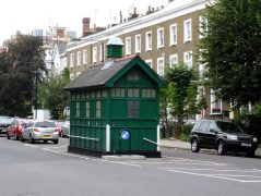 Kensington Cab Shelter