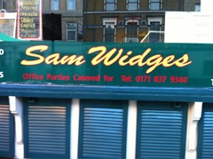 Sam Widges