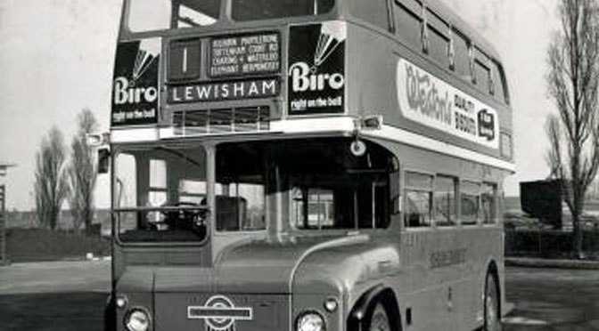 The bus that defined London