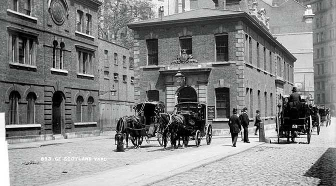 A potted history of the Public Carriage Office